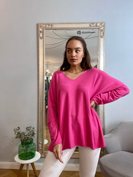 Pullover Kat pink