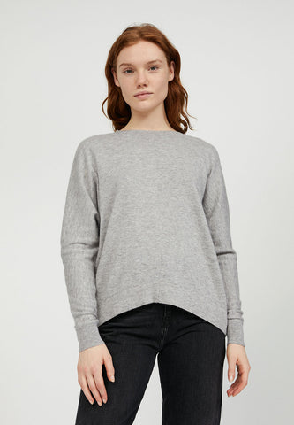 ARMEDANGELS Pullover Suyanaa light grey