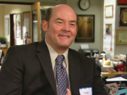 The Office Trivia with Todd Packer Ticket