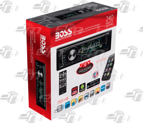Autoestereo BOSS 752UAB