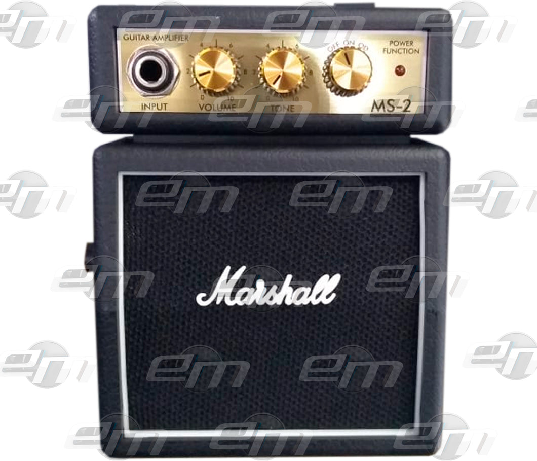 Amplificador Marshall Mini Stack 1W