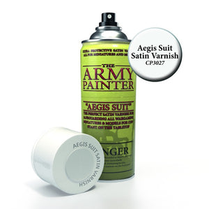 Aegis Suit Satin Varnish Spray 400ml