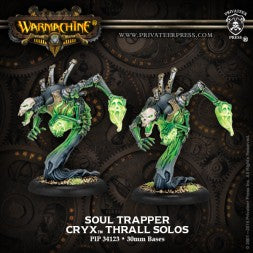 Cryx - Thrall Soul Trappers