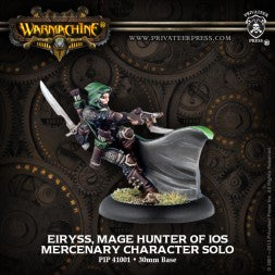 Mercenaries - Eiryss, Mage Hunter of Ios