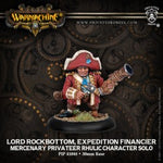 Mercenaries - Lord Rockbottom, Expedition Financier