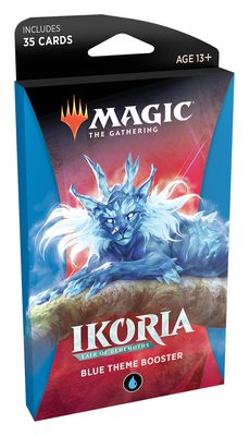 Ikoria: Lair of Behemoths Theme Booster Blue