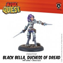 Black Bella, Duchess of Dread