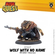 Wolf with No Name