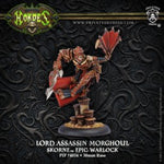 Skorne - Lord Assassin Morghoul