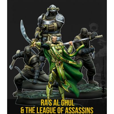 Ra's Al Ghul and the League of Assassins