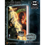 The Flash and Arrow Expansion Rulebook