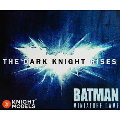 Dark Knight Rises two-player starter set