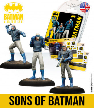 Sons Of Batman