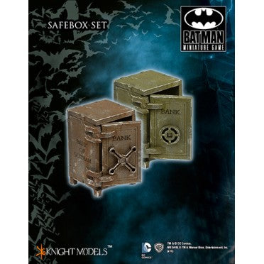 Safe Boxes Objective Marker