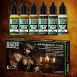 Paint Set - NMM Gold