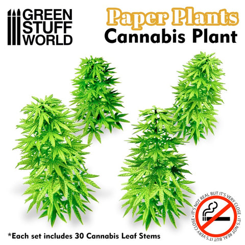 Paper Plants - Cannabis