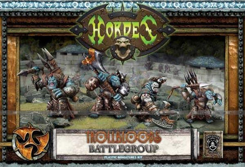 Trollbloods: Battlegroup Box Set (Plastic)