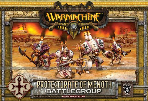 Protectorate: Battlegroup Box Set (Plastic)