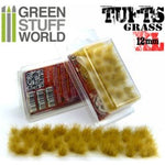 Grass TUFTS XL - 12mm self-adhesive - BEIGE
