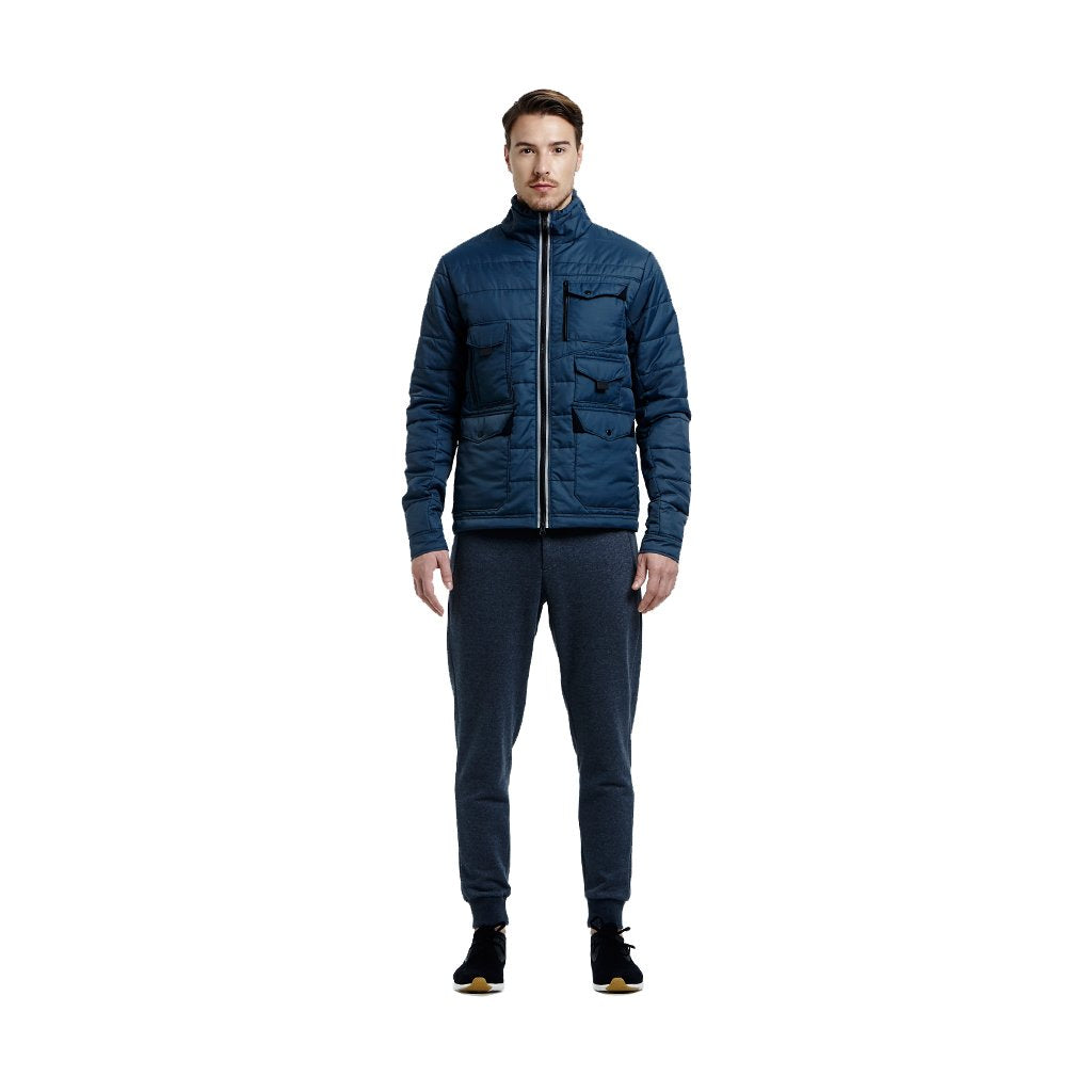 Outerboro Apollo Jacket Midnight Green with 3M™ Thinsulate™ Insulation