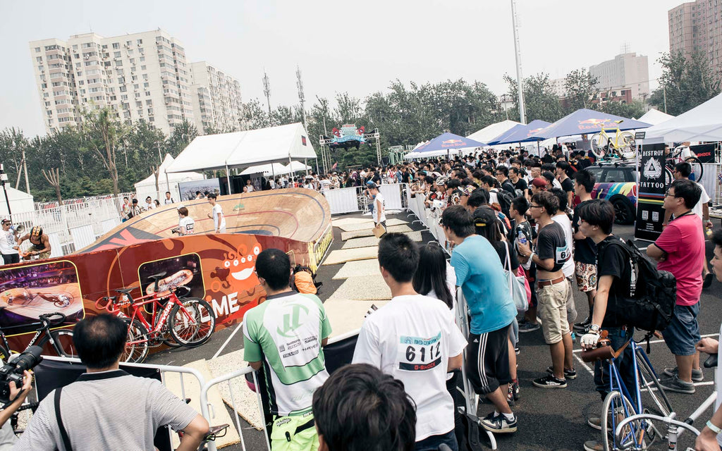 Fixed Gear Competition