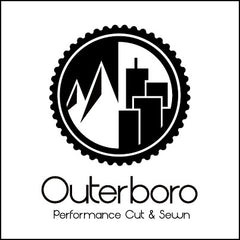 Inspiration of Outerboro logo Vertical version