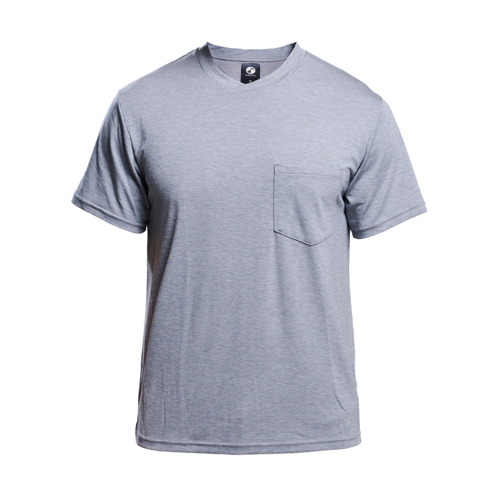 Pace Merino Pocket Tee