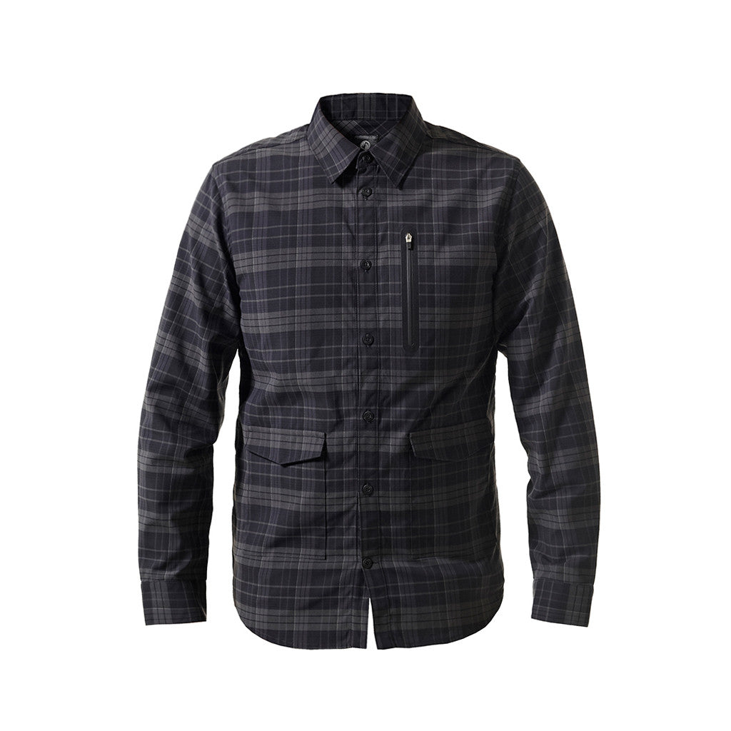 Nightgrid Shirt Jacket