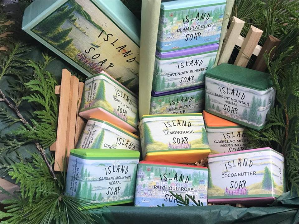 Best of Island Soap Collection
