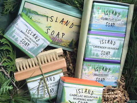 Maine Soap Collection