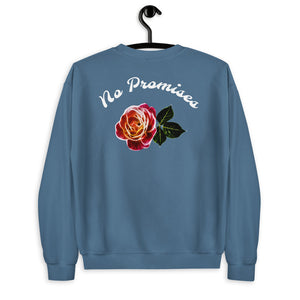 Burning Rose Pullover
