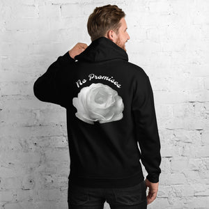 This Hoodie is brought to you by No Promises Studios. It is very soft and of the highest quality. All images are printed exactly as shown.