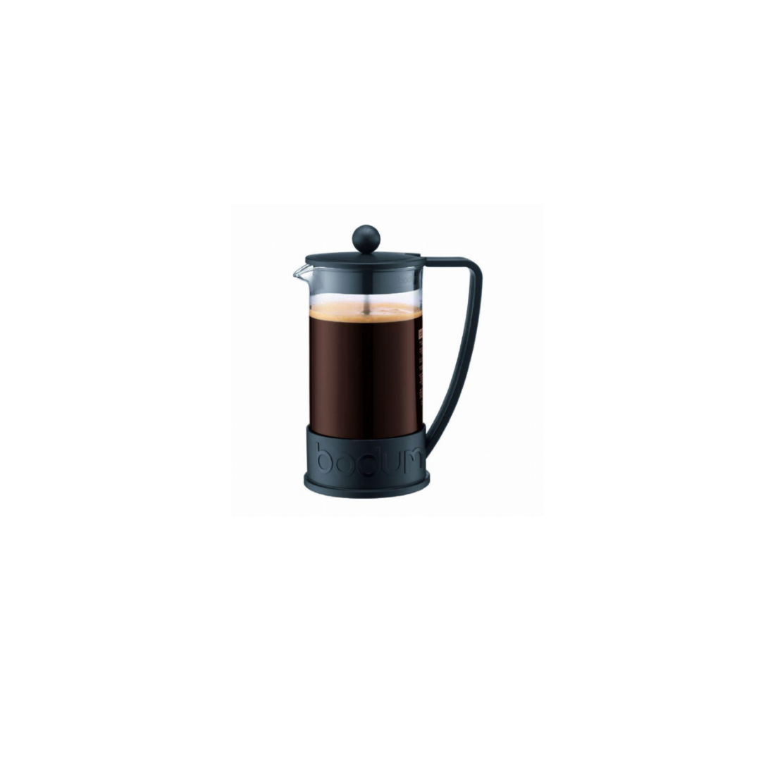 Bodum Brazil French Press 1-Cup Coffee Maker