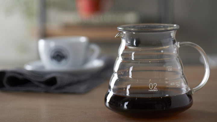 Hario V60 Clear Glass Server