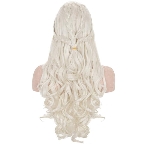 Morvally Daenerys Targaryen Cosplay Wig for Game of Thrones Season 7 Khaleesi