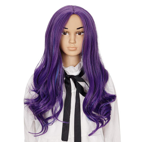 Girls Decendants Mal Cosplay Wig