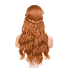 Load image into Gallery viewer, Morvally Womens Frozen 2 Anna Princess Cosplay Wigs