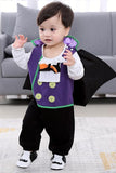 Baby Gothic Vampire Halloween Dracula Toddler Outfits Count Cutie Animal Cosplay New Year Gift