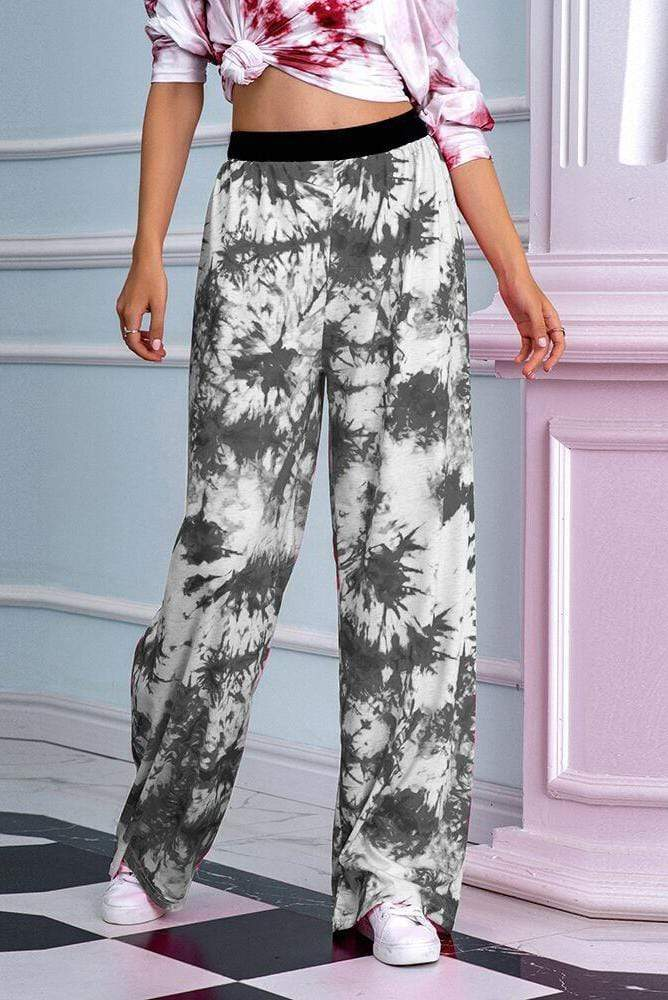 Super Soft Tie Dye Casual Pants 3 Colors