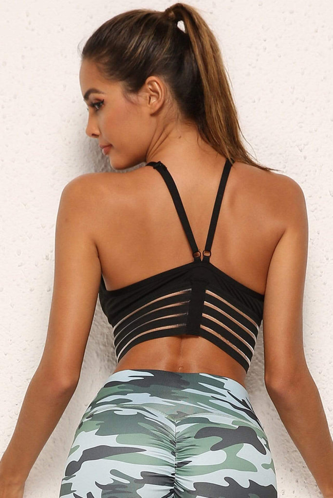 Anti-shock Yoga Sports Bra 4 Colors