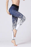 Floral Print Yoga Sports Pants 6 Colors