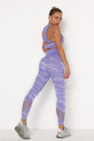 Camo Print Yoga Sports Set 5 Colors