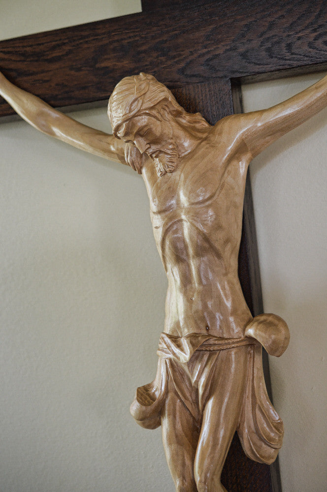 Chapel Crucifix Home Devotion