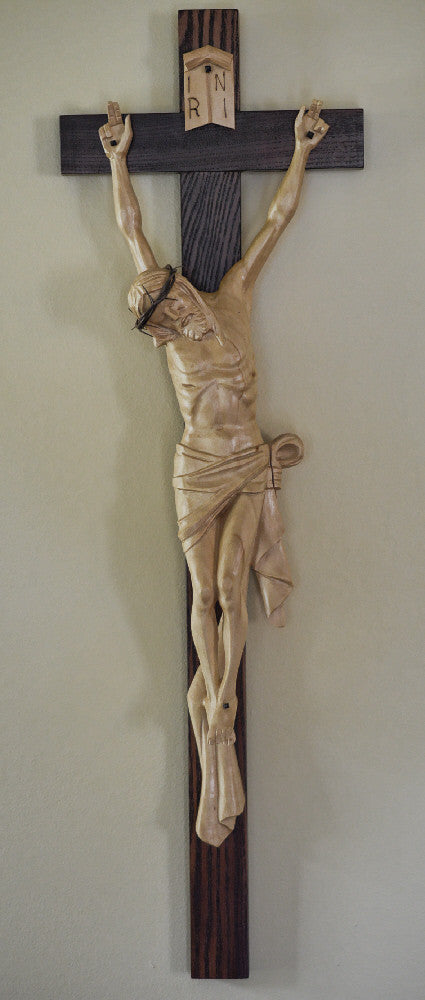 Crown of Thorns Crucifix