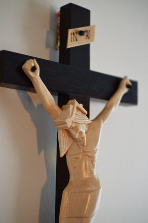 Wedding Crucifix Profile