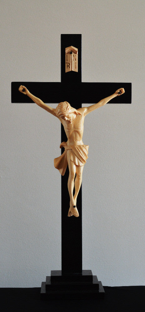 Traditional Altar Crucifix