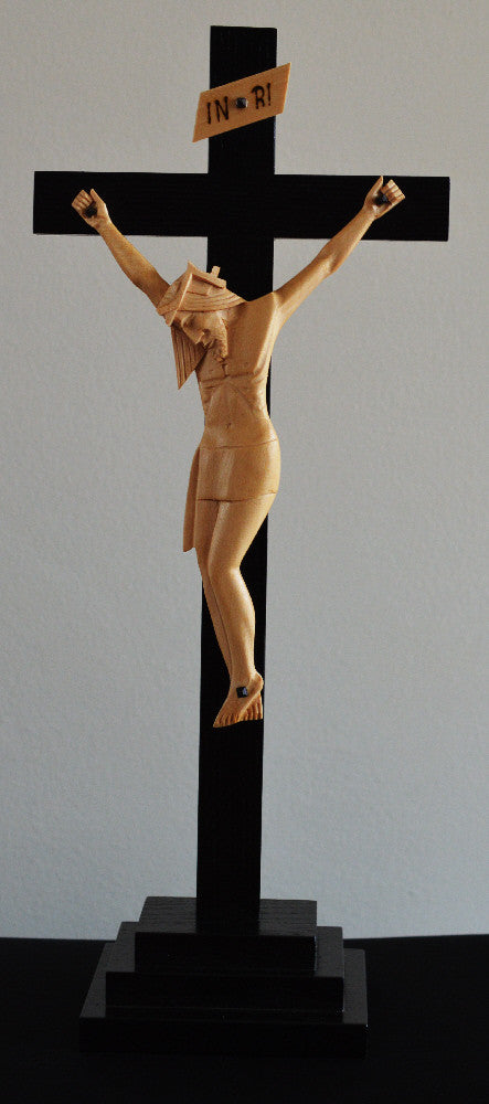 Traditional Wedding Standing Crucifix