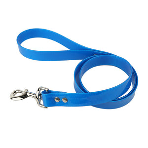 Pet traction rope waterproof traction rope TPU collar