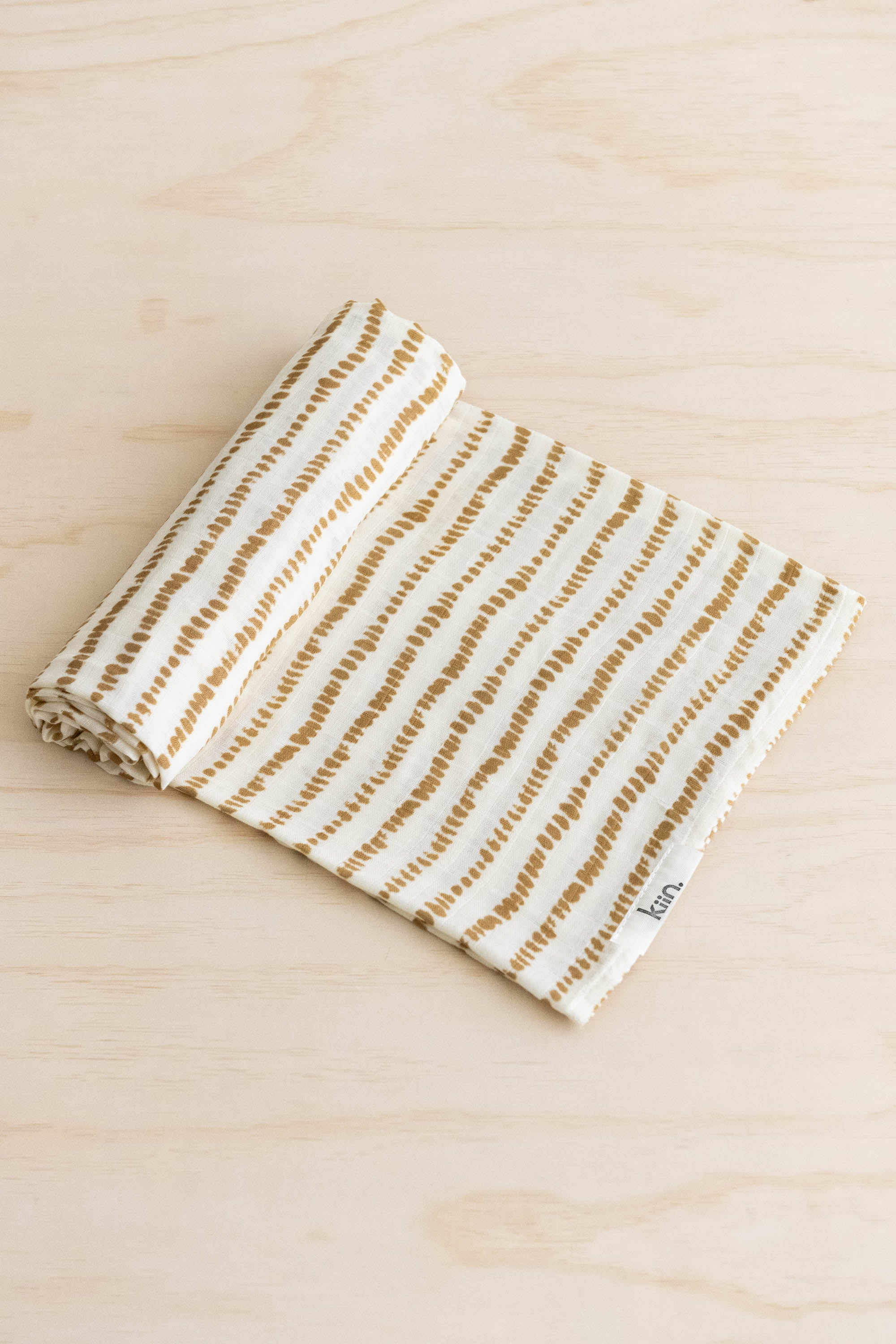 Organic Cotton + Bamboo Muslin Swaddle - ORCHE