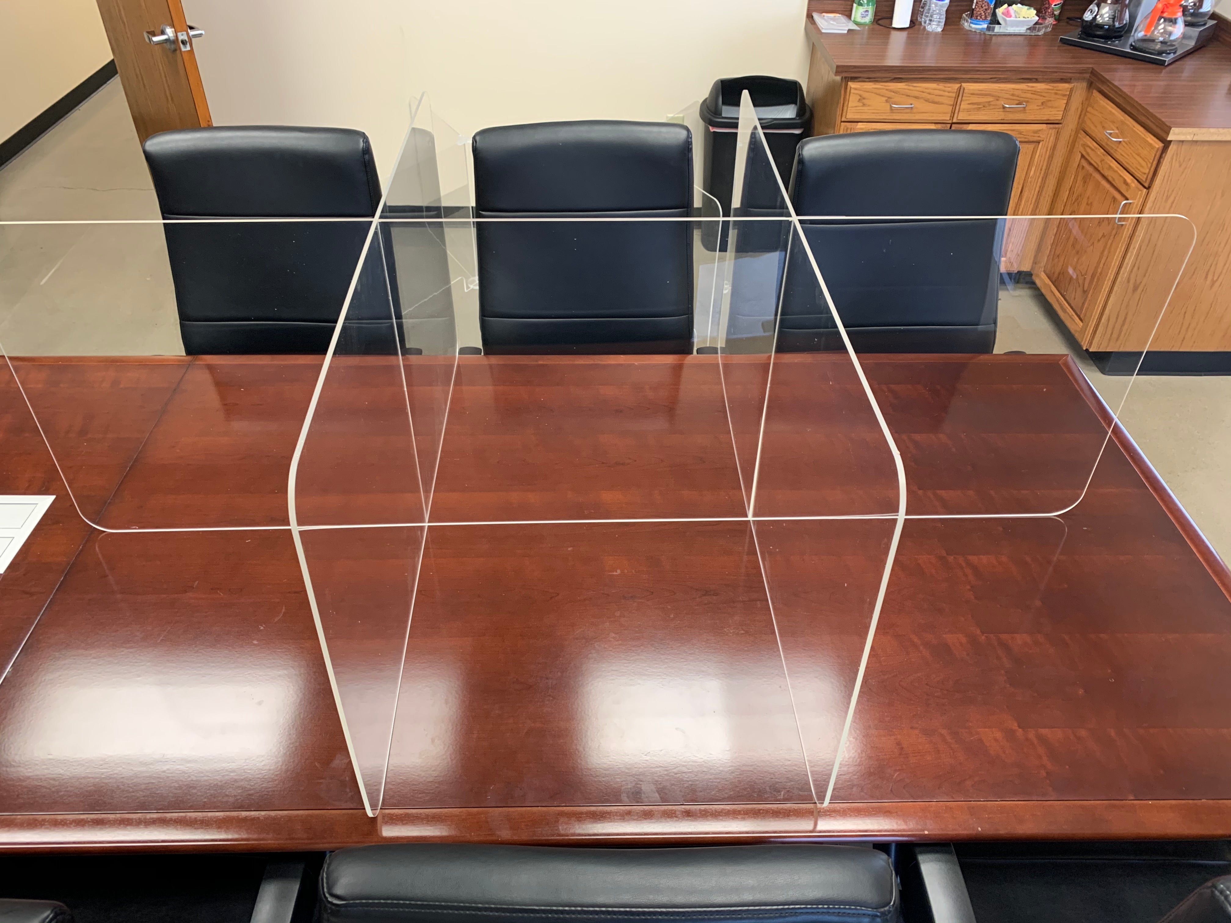 6 Person Table Divider